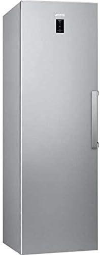 Congelador Vertical Smeg Cv-282-pxnfe No Frost 185x60 Inox ...