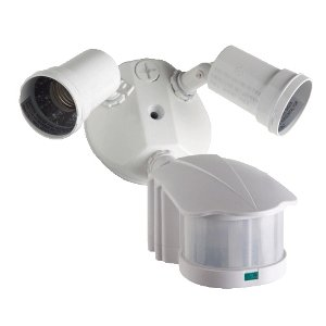 Motion Sensors For Outdoor Lighting: Hubbell Outdoor Lighting S2LH-W S-Series Motion Sensor Kit, White,Lighting