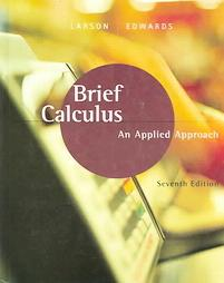 Download Brief Calculus (An Applied Approach) ebook