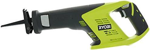 Ryobi P515 One 18V 7 8 Inch Stroke Length 3,100 RPM Lithium Ion Cordless Reciprocating Saw