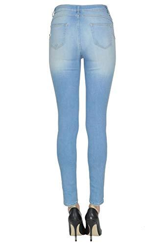 Denim MCGLDNM000004021I Jeans Set Bleu Twin Femme Claire xXEvgF4Fqw