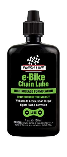 - Finish Line E-Bike Chain Lube, 4 oz