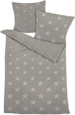 80x80 Kissenbezug Warm Bibe Soft Baumwolle Feinbiber Winter Bettwäsche 135x200