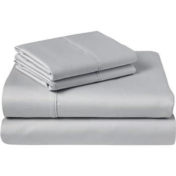 Amazon Com Full Sleeper Sofa Bed Sheet Set Taupe 500