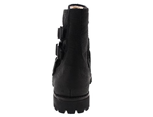 High Boot Bottes Black Ol14 Buckle Fur Blackstone pnRPcxp