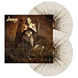 Ave ( brown and white swirl vinyl ) 300 only