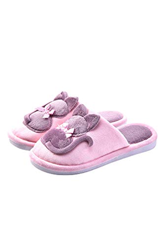 Confortables Pantoufles Antid Pantoufles Femme Zinmuwa 4qwAaa