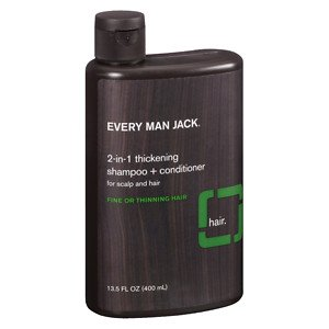 Every Man Jack Shampoo 2In1 Thickening Tea Tree, 13.5 oz