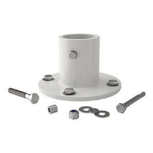 Perma Cast Deck Flange for Swimming Pool Slide - Anchor Flange