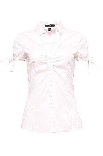 Collection ESPRIT 690 Light Pink Femme Rose Blouse zzxdHSqwr