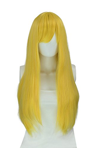 EpicCosplay Nyx Rich Butterscotch Blonde Long Straight Wig (11RBSB) -