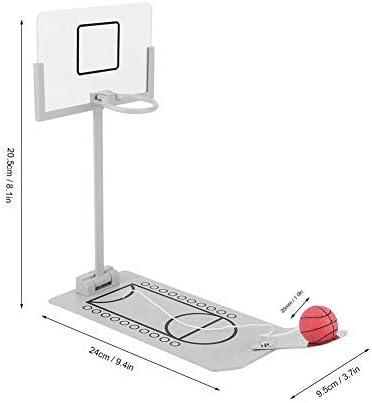 Cafopgrill Mini Máquina de Baloncesto, Decoración de Adornos de ...