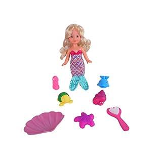 "Mermaid 12"" Doll Set"