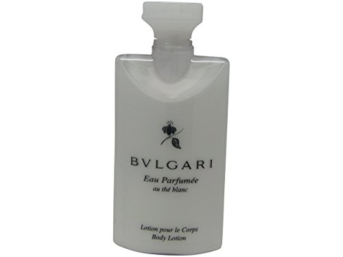 Bvlgari Eau Parfumee au the blanc Body Lotion, 2.5 (Essence Scented Body Lotion)