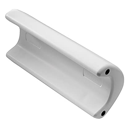 Image of Ocean Universal Bow, Stern and Dock Fender PVM1, one Size fits All, 24 x 7 x 10 inches, White