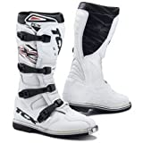 TCX X-MUD Adventure MX Enduro Off Road Motorcycke Motocross Boots White 41