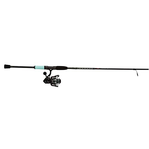 Penn, Pursuit III LE Spinning Combo, 5000, 4.6:1 Gear Ratio, 7′ Length 1pc, 10-17 lb Line Rating, Ambidextrous