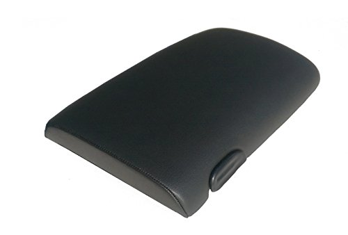 NEW Improved 1997 - 2002 Chevy Camaro Pontiac Firebird Center Console Lid Arm Rest Ebony Black (Armrest Firebird)