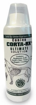 Corta Flx Joint Supplement - Canine CortaRX Ultimate Solution 8 oz
