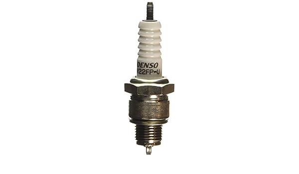 Denso (4021) W22FP-U Traditional Spark Plug, Pack of 1