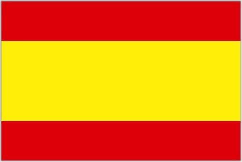 8 x5 gigante de la bandera de España: Amazon.es: Hogar