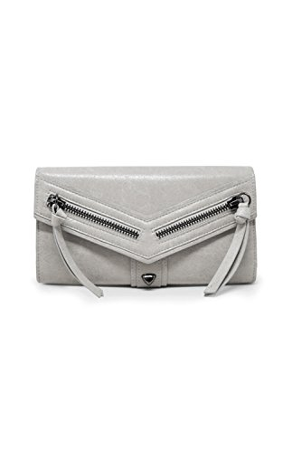 Botkier Trigger Flap Wallet (Ice) by botkier