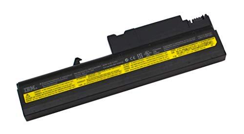 10.8V 4.4Ah 6-Cell Li-ion Laptop Battery 92P1064 for IBM Thinkpad R50 R50E R50P R51 R51E R52 T40 T42P T43 T43P (Ibm T42p)