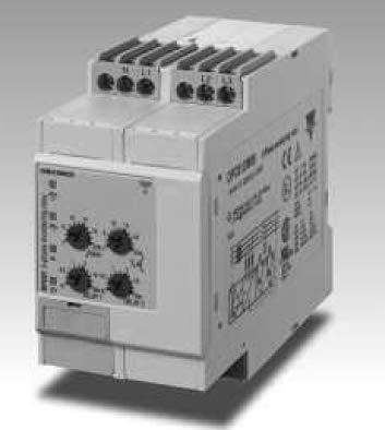 DPC01DM48 | CARLO GAVAZZI 480 VAC 3-PH MULTIFUNCTION RLY
