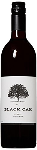 2014 Black Oak California Merlot Red Wine 750 ml