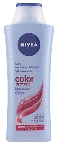 (Nivea Color Protection Shampoo with Pomegranate Extract, UV-Filter 400 ml)