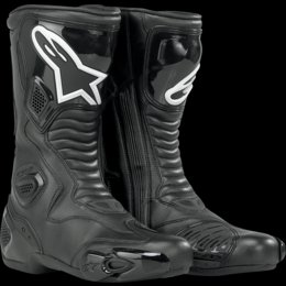 - Alpinestars S-MX 5 Boots , Distinct Name: Black, Gender: Mens/Unisex, Size: 11.5, Primary Color: Black 2223091046