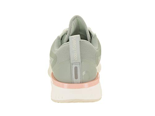 Odyssey Nike Silver Basses mica sail Multicolore 001 Femme Sneakers Green light Wmns React r5wBZ8xrq