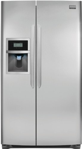 Cu Ft Side Side Refrigerator