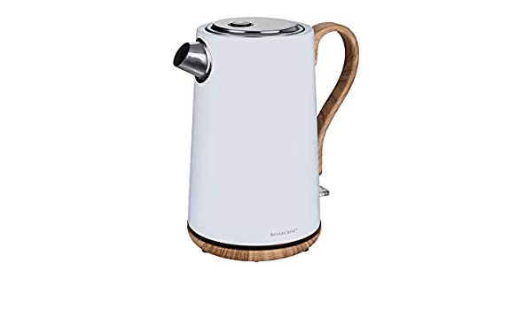 SILVERCREST® Hervidor de agua Capacidad: 1,7 L/sin Kabbellos 360 ...