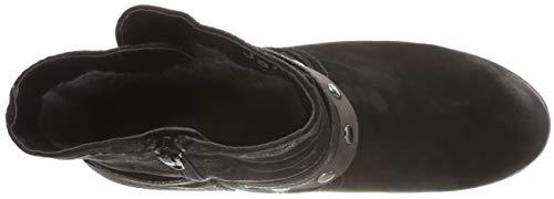 001 21 Mujer black 25303 Botines 001 8 Para Jana Negro 8 wtqfvp04
