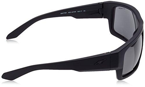 Arnette Sonnenbrille GRIFTER (AN4221) Fuzzy Black 447/87