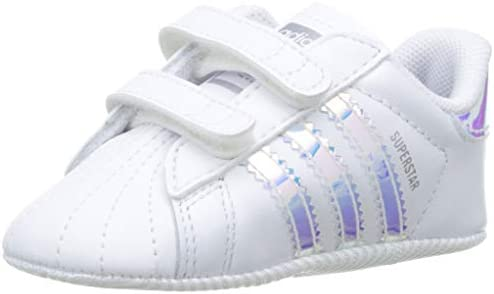 adidas Originals Superstar Crib Baby Shoes 4 M US Infant