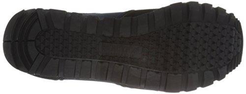 Kenneth Cole Reaktion Mens Sen Riser Mode Sneaker Navy