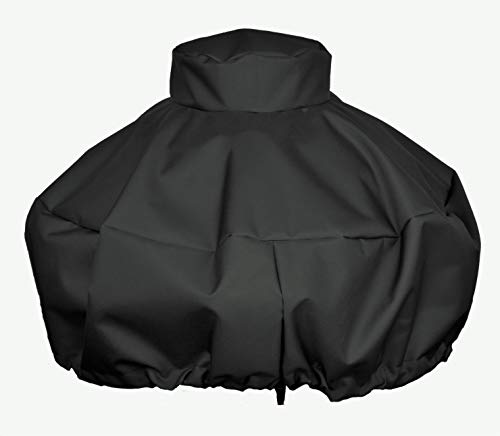 Cowley Canyon Mountain Peak Brand Lid Dome Cover made to fit large Big Green Egg, Kamado Joe Classic and other Kamado Grills. -  Cowley Canyon Sales