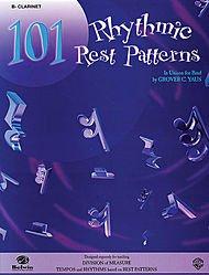 Alfred 101 Rhythmic Rest Patterns B-Flat Cornet
