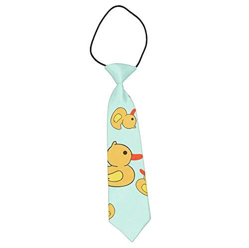 ART TANG Boys Necktie Rubber Duck -