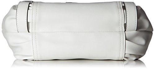 Gerry Weber 4080003, Borse a spalla Donna, Bianco (White), 15x20x35 cm (B x H x T)