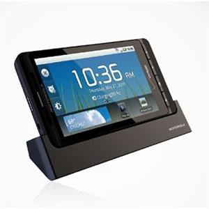 Motorola Docking Station - NEW Droid X DOCKING STATION (Cell Phones & PDA's)