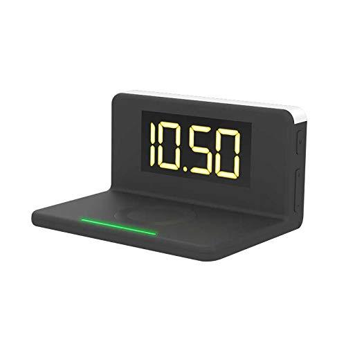 PXQOV Cargador De Teléfono Rápido Inalámbrico del Reloj De ...