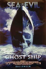 Barco Fantasma (Doble-starstills) Póster (Gabriel Byrne, Ron Eldard, Julianna Margulies Barco Fantasma, Maureen EPPS) - US una Hoja - en inglés 69 x ...