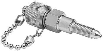 1//4 Male NPT Ralston QTHA2MB1 NPT Male Quick-test Adapter