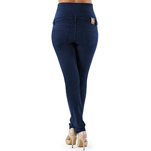 MAMAJEANS Venezia – Pantaloni Premaman Slim Colorati, Pantaloni Gravidanza in Cotone – Made in Italy Premaman