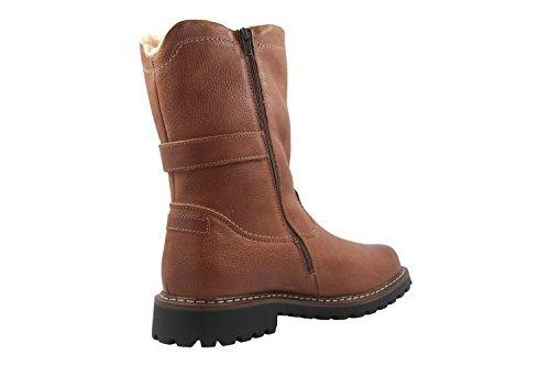 JOSEF SEIBEL - Chance 21 - Herren Boots - Braun Schuhe in Übergrößen