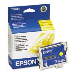 (Epson America T048420 Yellow ink R200 R300 R300M)
