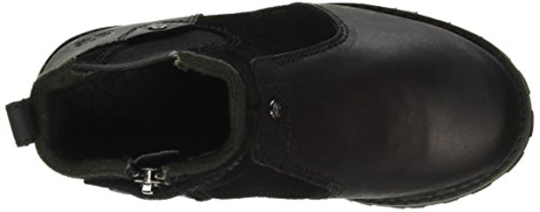 Timberland Asphalt Trail, Unisex Kids' Chelsea Boots, Black (Black Connection), 1 UK (33 EU)